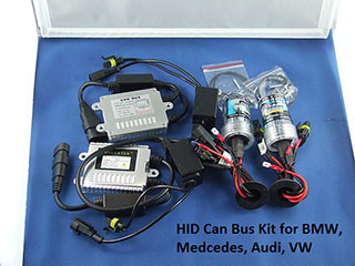 35W Error Free Slim HID Can Bus xenon Kit